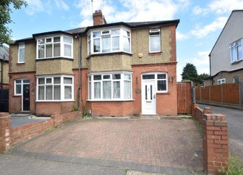 Thumbnail 3 bed semi-detached house for sale in Seymour Road, Luton