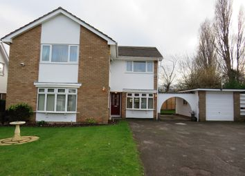 Thumbnail 3 bedroom detached house for sale in Green Mount, Upton, Wirral