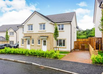 Thumbnail 3 bed semi-detached house for sale in Robb Place, Perth