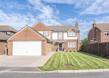 Thumbnail 4 bed detached house for sale in Queensway, Hayling Island