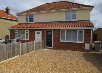 Thumbnail 3 bedroom semi-detached house for sale in Cozens Hardy Road, Sprowston, Norwich
