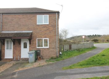 Thumbnail 2 bed end terrace house to rent in Bevan Close, Rainworth, Mansfield