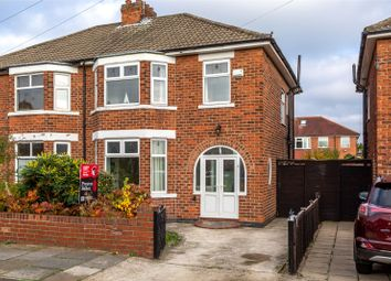 Thumbnail 3 bedroom semi-detached house for sale in The Garlands, York