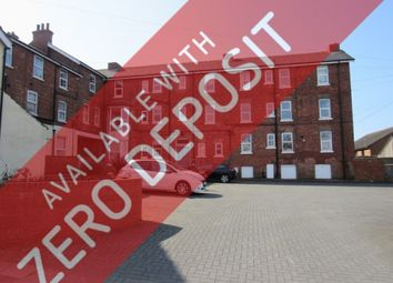 Thumbnail 2 bedroom flat to rent in Sea View Mansions, Sea View Road, Skegness