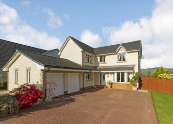 Thumbnail 4 bed detached house for sale in Linnvale Way, Dullatur, Cumbernauld, North Lanarkshire