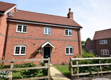 Thumbnail 3 bed semi-detached house for sale in Grayling Lane, Weston