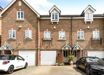 Thumbnail 3 bed town house for sale in Bushey, Hertfordshire