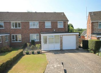 Thumbnail 3 bed semi-detached house for sale in Ashwood Drive, Newbury