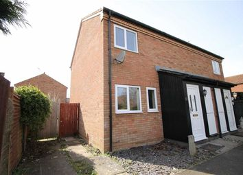 Thumbnail Semi-detached house to rent in Rainsborough, Giffard Park, Milton Keynes, Bucks