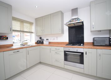 Thumbnail 3 bed town house for sale in Mount View Road, Scraptoft, Leicester