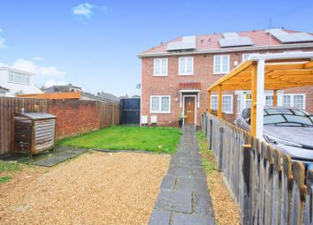 Thumbnail 2 bed end terrace house for sale in Douglas Crescent, Yeading, Hayes
