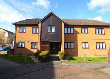 Thumbnail 1 bed flat to rent in Stagshaw Drive, Peterborough, Cambridgeshire