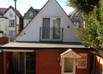 Thumbnail 1 bed maisonette to rent in Kirkley Cliff Road, Lowestoft
