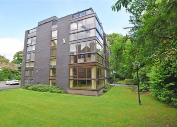 Thumbnail 2 bed flat for sale in Parkfield Lodge, Parkfield Road South, Didsbury, Manchester