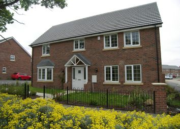 Thumbnail 4 bed detached house to rent in Bogs Lane, Harrogate