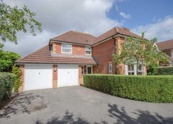 Thumbnail 4 bed detached house for sale in Wadham Grove, Emersons Green, Bristol