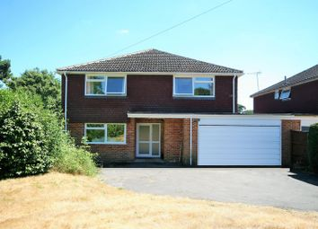 Thumbnail 4 bed detached house for sale in Shortheath Road, Farnham