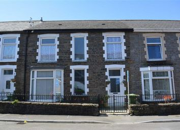 Thumbnail 4 bedroom terraced house for sale in Stuart Street, Aberdare, Rhondda Cynon Taff