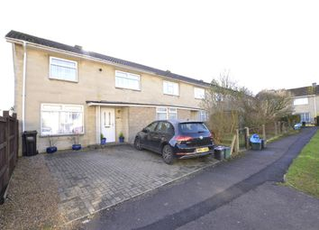 Thumbnail 2 bedroom end terrace house for sale in Down Avenue, Bath, Somerset