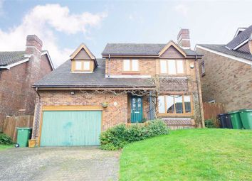 Thumbnail 4 bed detached house for sale in Eisenhower Drive, St. Leonards-On-Sea, East Sussex