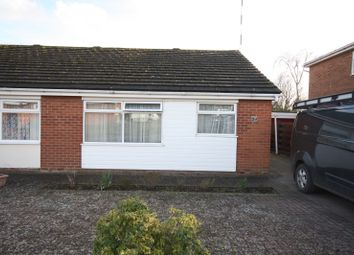 Thumbnail 2 bed bungalow to rent in Lowes Avenue, Warwick