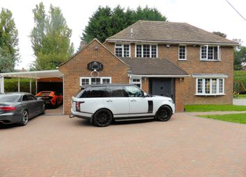Thumbnail 3 bed detached house to rent in Rusper Road, Ifield, Crawley
