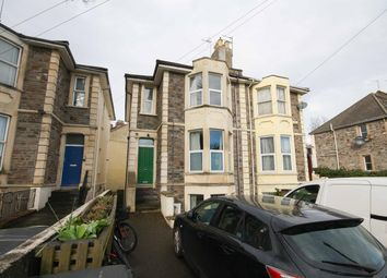 Thumbnail 2 bed flat to rent in Sussex Place, Montpelier, Bristol