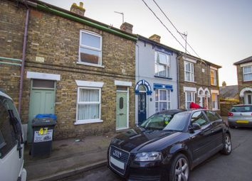 Thumbnail 3 bedroom terraced house to rent in Newmans Road, Sudbury, Suffolk