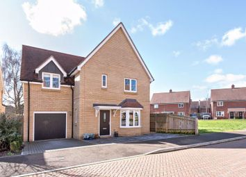 Thumbnail 4 bed detached house for sale in Harding Way, Marcham, Abingdon