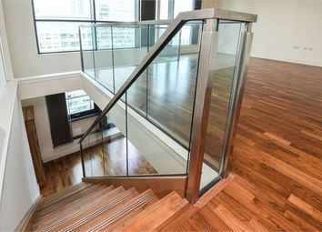 Thumbnail 2 bed flat to rent in Discovery Dock East, 3 South Quay Square, London, UK