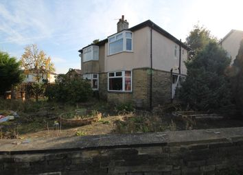 Thumbnail 3 bed semi-detached house for sale in Fartown Green Road, Fartown, Huddersfield