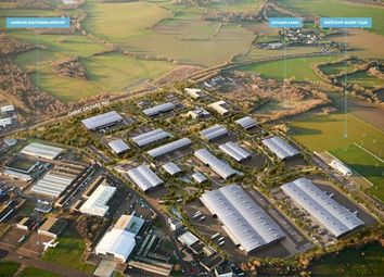 Thumbnail Industrial for sale in Airport Business Park, Cherry Orchard Way, Southend-On-Sea, Essex