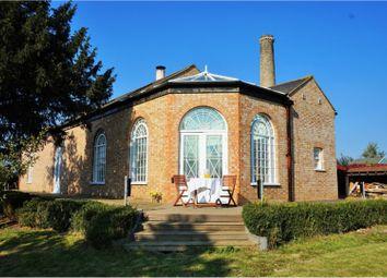 Thumbnail 4 bed detached house for sale in 90 Glassmoor Bank, Pondersbridge