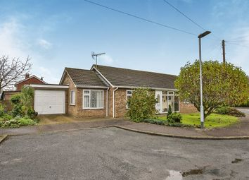 Thumbnail 3 bedroom detached bungalow for sale in Rump Close, Swanton Morley, Dereham