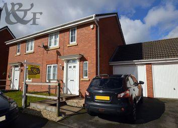 Thumbnail 3 bed semi-detached house for sale in Guillimot Grove, Erdington, Birmingham