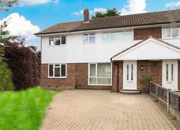 Thumbnail 5 bed semi-detached house to rent in Forest Drive, Theydon Bois, Epping, Essex