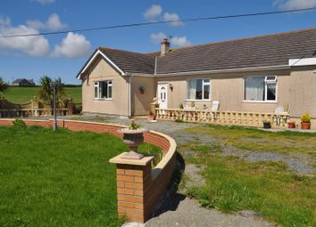Thumbnail 4 bed property for sale in Llanfachraeth, Holyhead