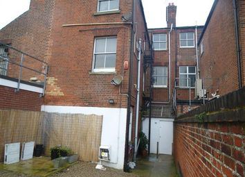 Thumbnail 4 bedroom flat to rent in London Road North, Lowestoft