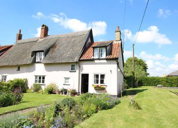 3 bed cottage for sale in Saxham Street, Stowupland, Stowmarket IP14
