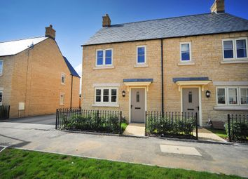 Thumbnail 2 bed semi-detached house for sale in Bourton Chase, Bourton On The Water, Gloucester
