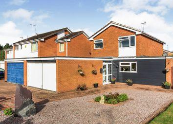 Thumbnail Detached house for sale in Hyholmes, Bretton, Peterborough