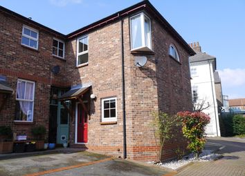Thumbnail 2 bed town house to rent in Bishops Court, Bishophill Senior, York
