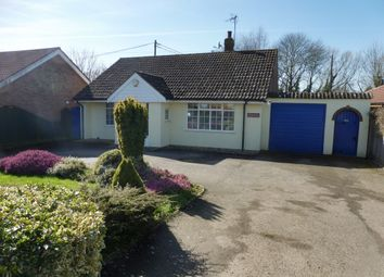 Thumbnail 2 bed detached bungalow for sale in The Cottons, Outwell, Wisbech