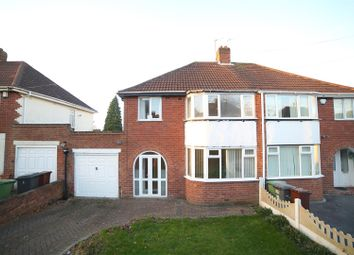 Thumbnail 3 bed semi-detached house for sale in Buckingham Road, Wolverhampton