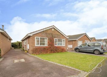 Thumbnail 3 bed detached bungalow for sale in Sandycliffe Close, Forest Town, Mansfield