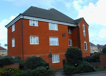 Thumbnail 2 bed flat to rent in Pearse Way, Warren Heath, Ipswich, Suffolk