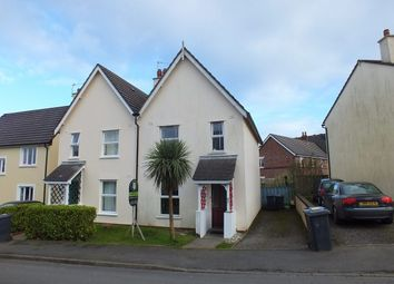 Thumbnail 3 bed semi-detached house for sale in 49 Lakeside Road, Governors Hill, Douglas