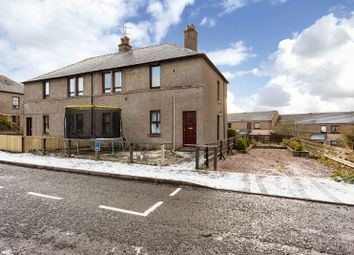 Thumbnail 2 bed flat for sale in Lilybank Crescent, Forfar, Angus