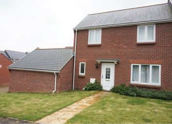 Thumbnail 2 bed end terrace house for sale in Monarch Road, Crewkerne