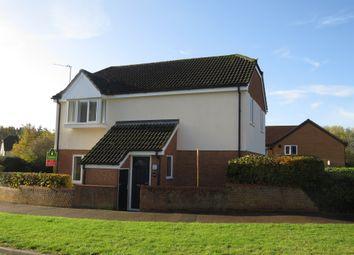 Thumbnail 2 bed maisonette for sale in Swinford Hollow, Little Billing, Northampton